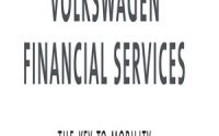 Volkswagen Financial Services hours